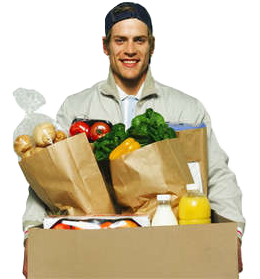 Door to Door Grocery Delivery